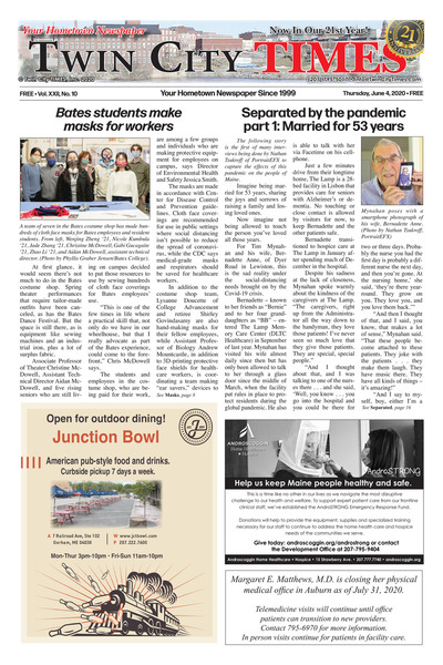 Twin City Times - Jun 4, 2020