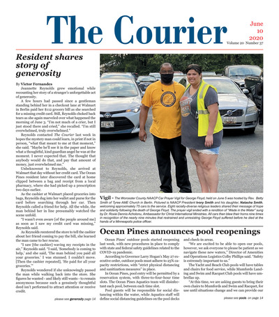Delmarva Courier - Jun 10, 2020