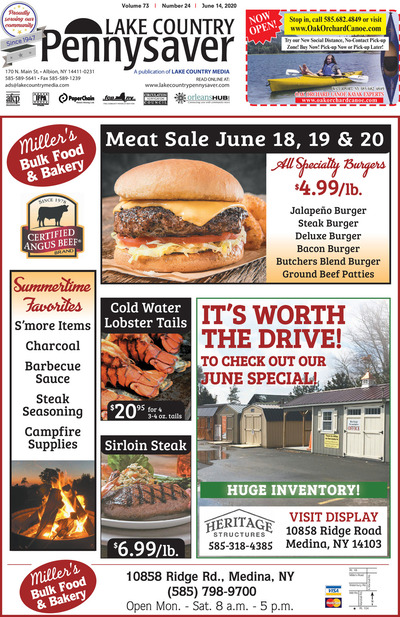 Lake Country Pennysaver - Jun 14, 2020