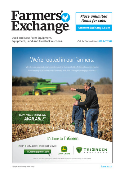 Farmer's Exchange - Free View - June 2020