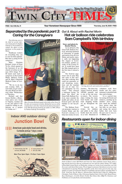 Twin City Times - Jun 18, 2020