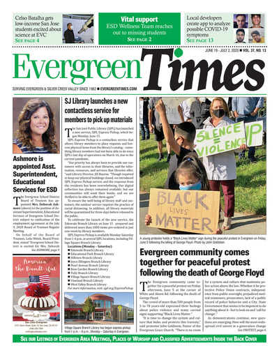 Evergreen Times - Jun 19, 2020