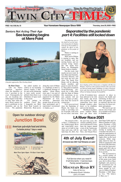 Twin City Times - Jun 25, 2020