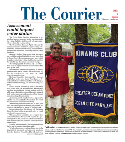 Delmarva Courier - Jul 1, 2020