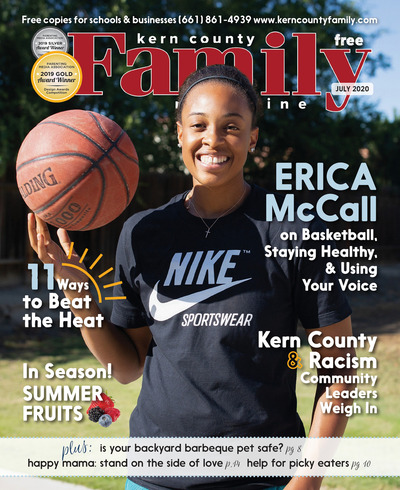 Kern County Family Magazine - July 2020