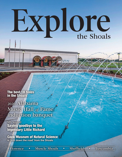 Times Daily - Special Sections - Explore the Shoals 2020
