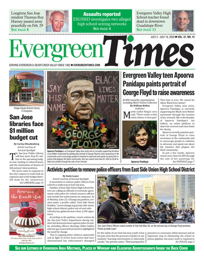 Evergreen Times - Jul 3, 2020