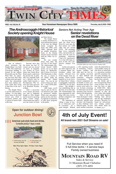 Twin City Times - Jul 9, 2020