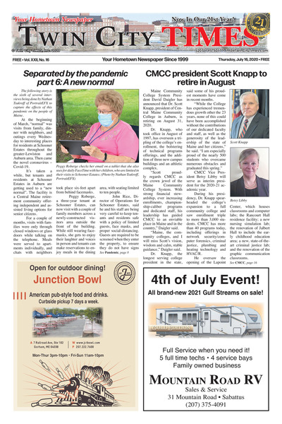 Twin City Times - Jul 16, 2020