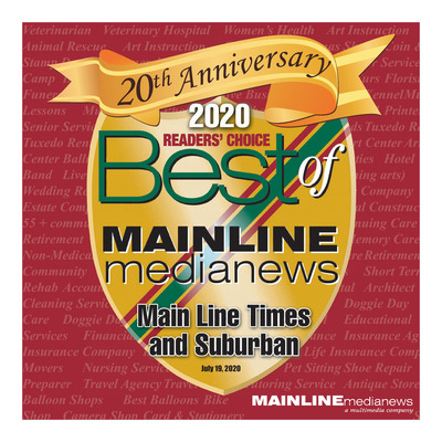 Mainline Media News Special Sections - 2020 Readers Choice