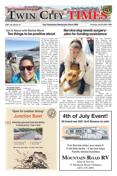 Twin City Times - Jul 30, 2020