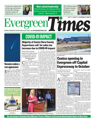 Evergreen Times - Jul 31, 2020