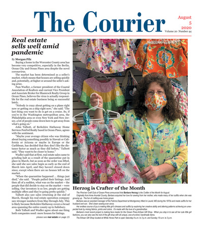 Delmarva Courier - Aug 5, 2020