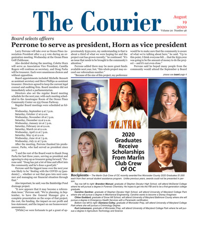 Delmarva Courier - Aug 19, 2020
