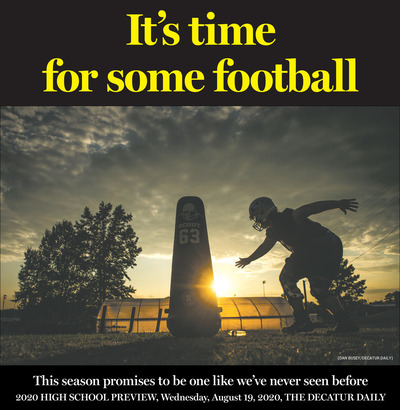 Times Daily - Special Sections - 2020 High School Football Preview