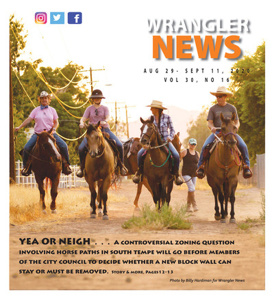 Wrangler News - Aug 29, 2020