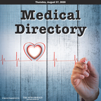 News-Herald - Special Sections - Medical Directory - Aug 27, 2020