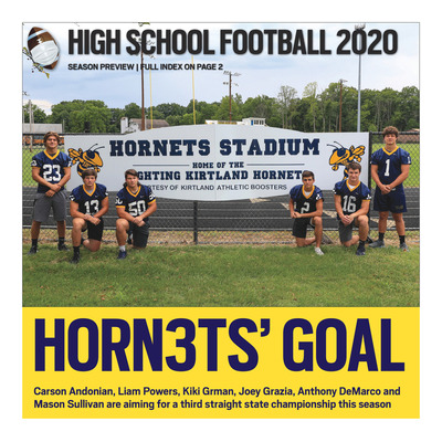 News-Herald - Special Sections - High School Football 2020