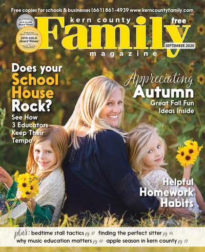 Kern County Family Magazine - September 2020