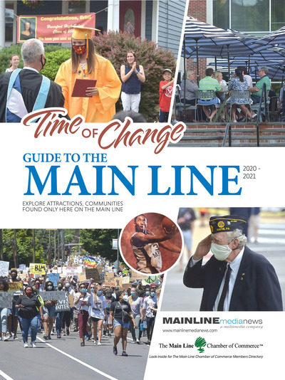 Mainline Media News Special Sections - Guide to the Main Line - 2020