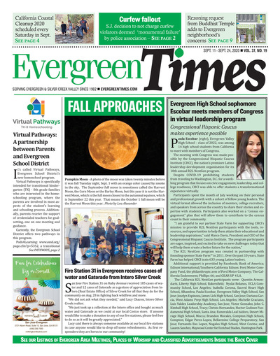 Evergreen Times - Sep 11, 2020