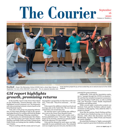 Delmarva Courier - Sep 16, 2020