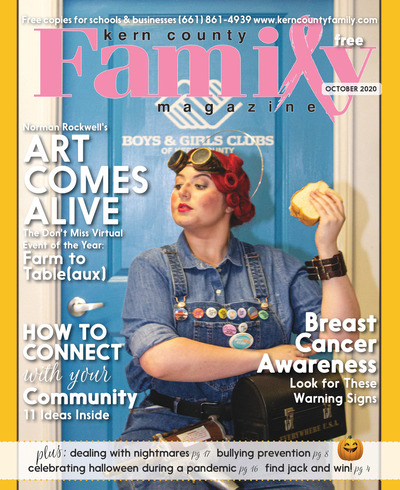 Kern County Family Magazine - October 2020