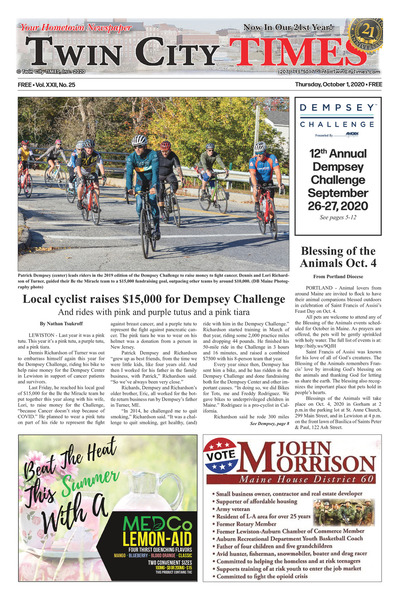 Twin City Times - Oct 1, 2020