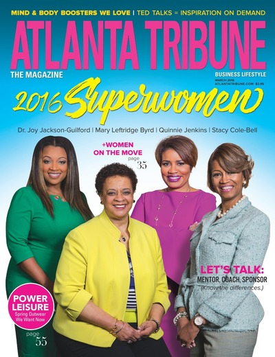Atlanta Tribune - March 2016