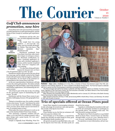 Delmarva Courier - Oct 21, 2020