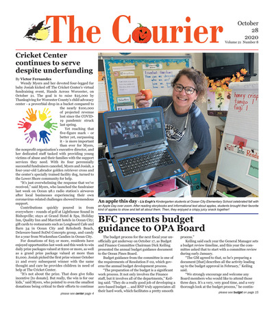 Delmarva Courier - Oct 28, 2020