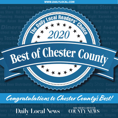 Daily Local - Special Sections - Best of Chester County - 2020