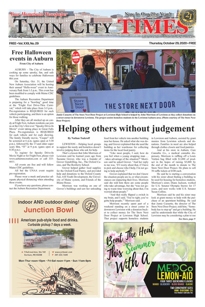 Twin City Times - Oct 29, 2020