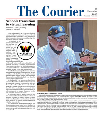 Delmarva Courier - Nov 18, 2020