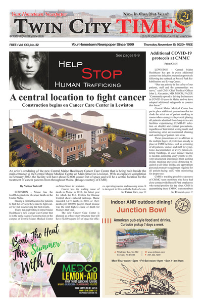 Twin City Times - Nov 19, 2020
