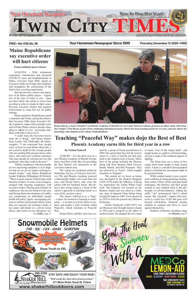 Twin City Times - Dec 17, 2020