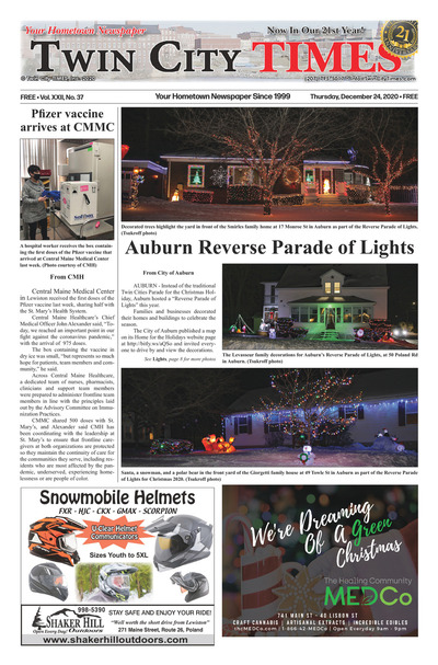 Twin City Times - Dec 24, 2020