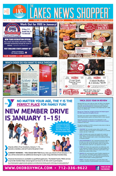 Lakes News Shopper - Jan 5, 2021