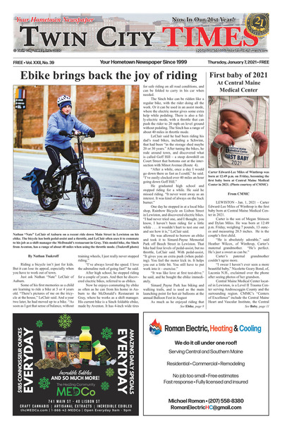 Twin City Times - Jan 7, 2021