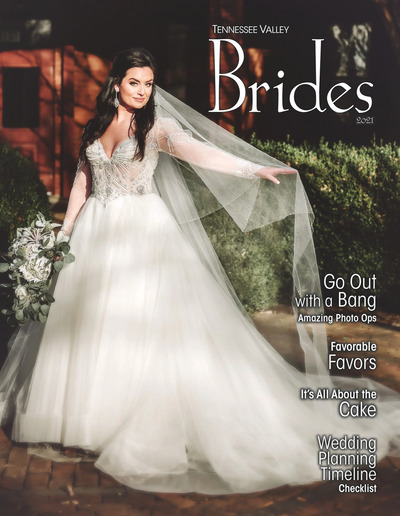 Times Daily - Special Sections - Tennessee Valley Brides 2021
