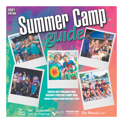 Montgomery Media - Special Sections - Summer Camp Guide - 2021