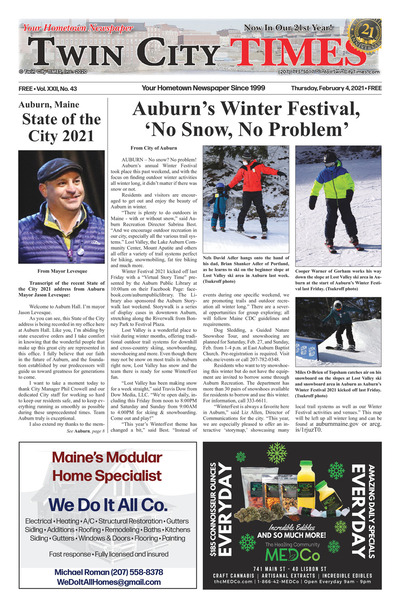 Twin City Times - Feb 4, 2021
