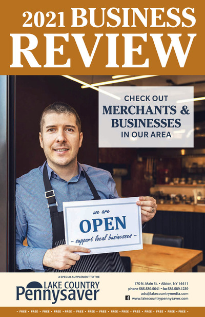 Lake Country Pennysaver - 2021 Business Review