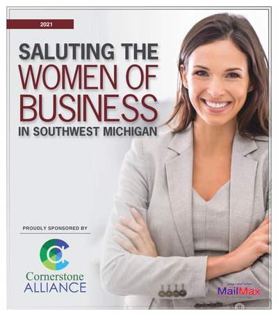 MailMax - Special Sections - Saluting the Women of Business in Southwest Michigan