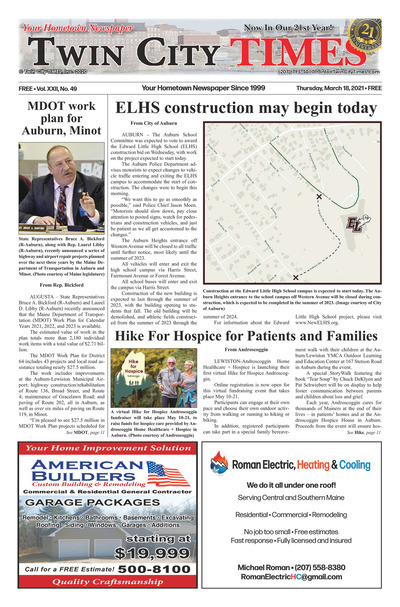 Twin City Times - Mar 18, 2021