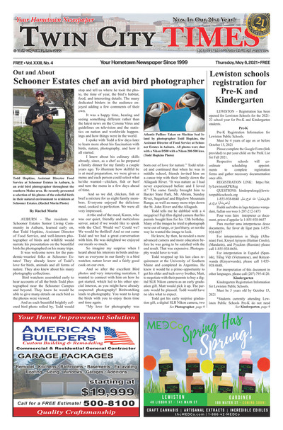 Twin City Times - May 6, 2021