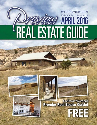 Preview Real Estate Guide - April 2016
