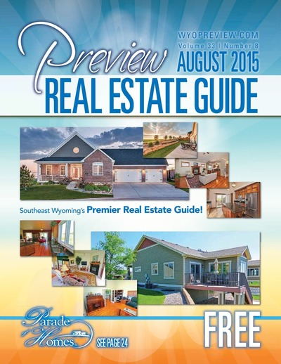 Preview Real Estate Guide - August 2015