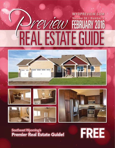 Preview Real Estate Guide - February 2016