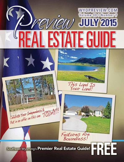 Preview Real Estate Guide - July 2015